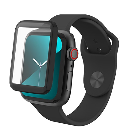 ZAGG InvisibleShield GlassFusion Screen Protector Apple Watch Series 5, 44mm