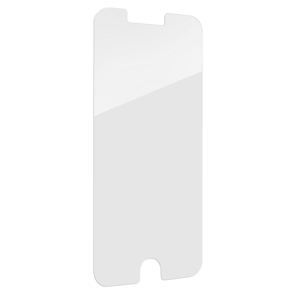 ZAGG Glass Elite VisionGuard+ Screen Protector for Apple iPhone SE (2020) /8/7/6s/6 - Clear