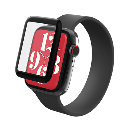 InvisibleShield GlassFusion+ Screen Protection for Apple Watch Series 6/SE/5/4 40mm - Clear
