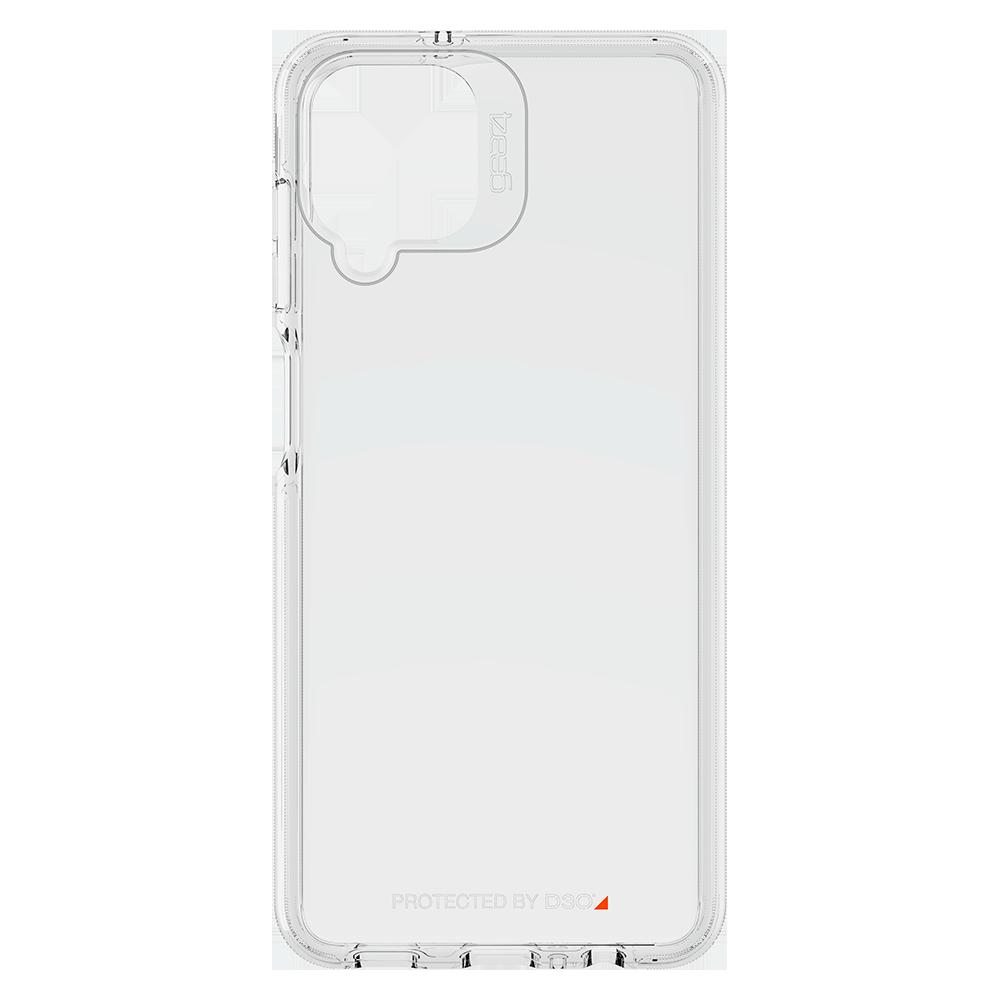 Gear4 Crystal Palace Case for Samsung Galaxy A12 - Clear