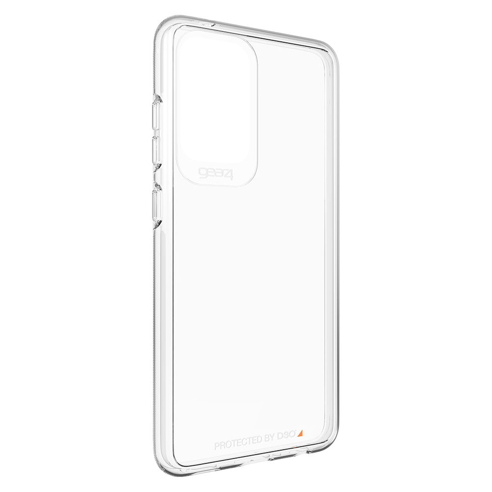 Gear4 Crystal Palace Case for Samsung Galaxy A52 5G - Clear