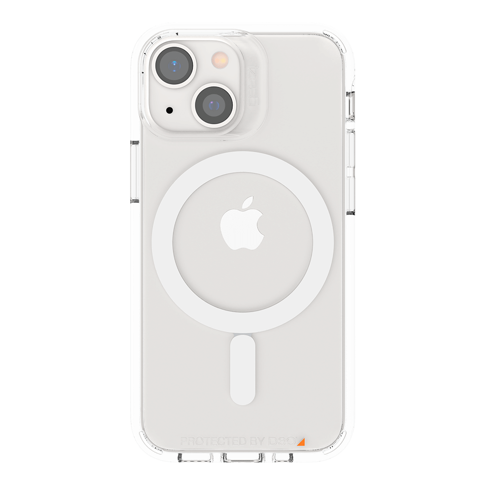 Gear4 Crystal Palace Snap Case for Apple iPhone 13 mini - Clear
