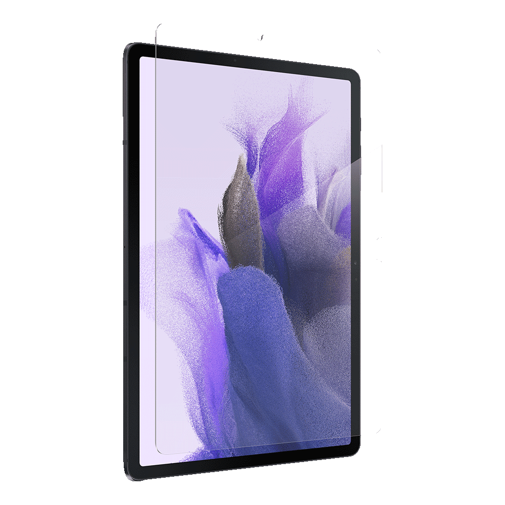InvisibleShield GlassFusion Screen Protector with D3O for Galaxy Tab S7 FE 5G