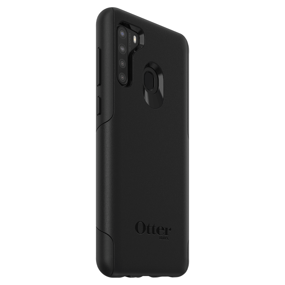 OtterBox Commuter Series Case for Samsung Galaxy A21 - Black