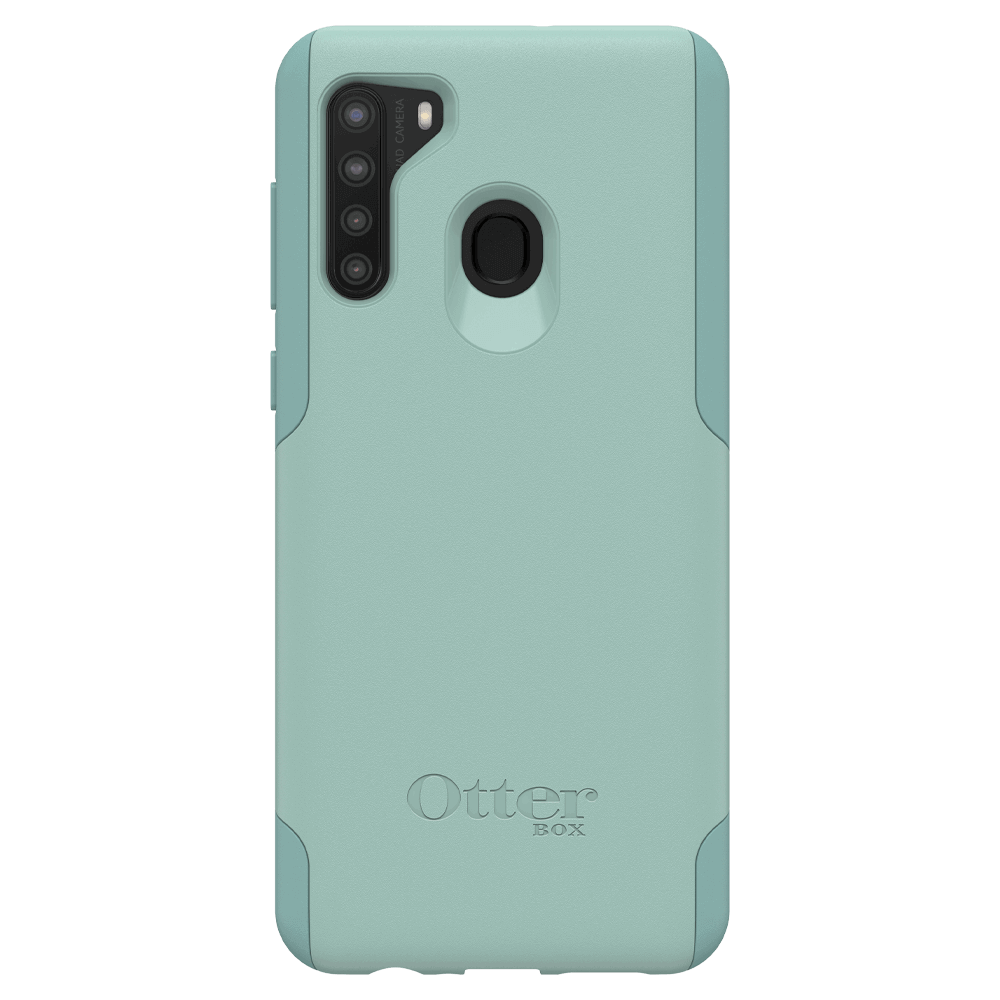 OtterBox Commuter Series Case for Samsung Galaxy A21 - Mint Way