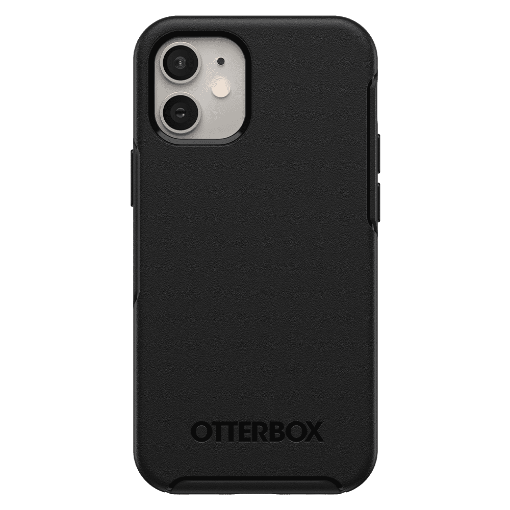 Otterbox Symmetry Series Case for Apple iPhone 12 mini - Black
