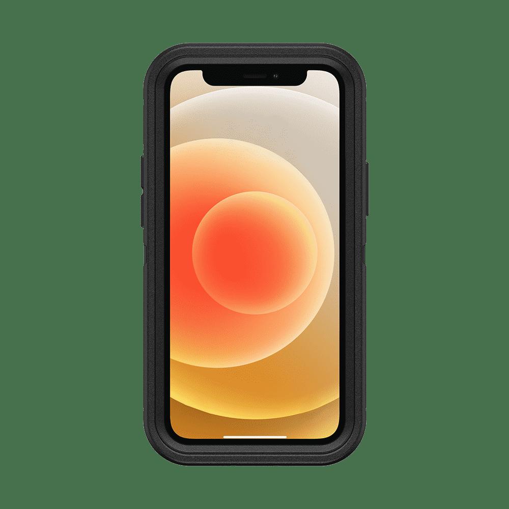 Otterbox Defender Series Pro Case for Apple iPhone 12 mini - Black