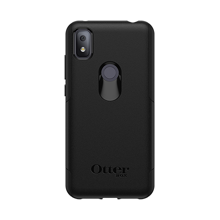 OtterBox Commuter Series Case for T-Mobile® REVVL 4 - Black