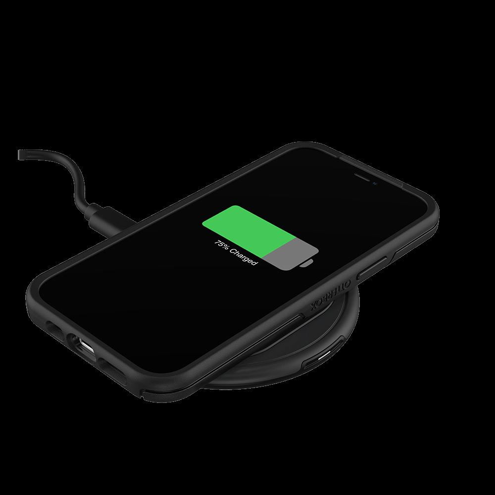 OtterBox Symmetry Plus Series Case for Apple iPhone 12 Pro Max - Black