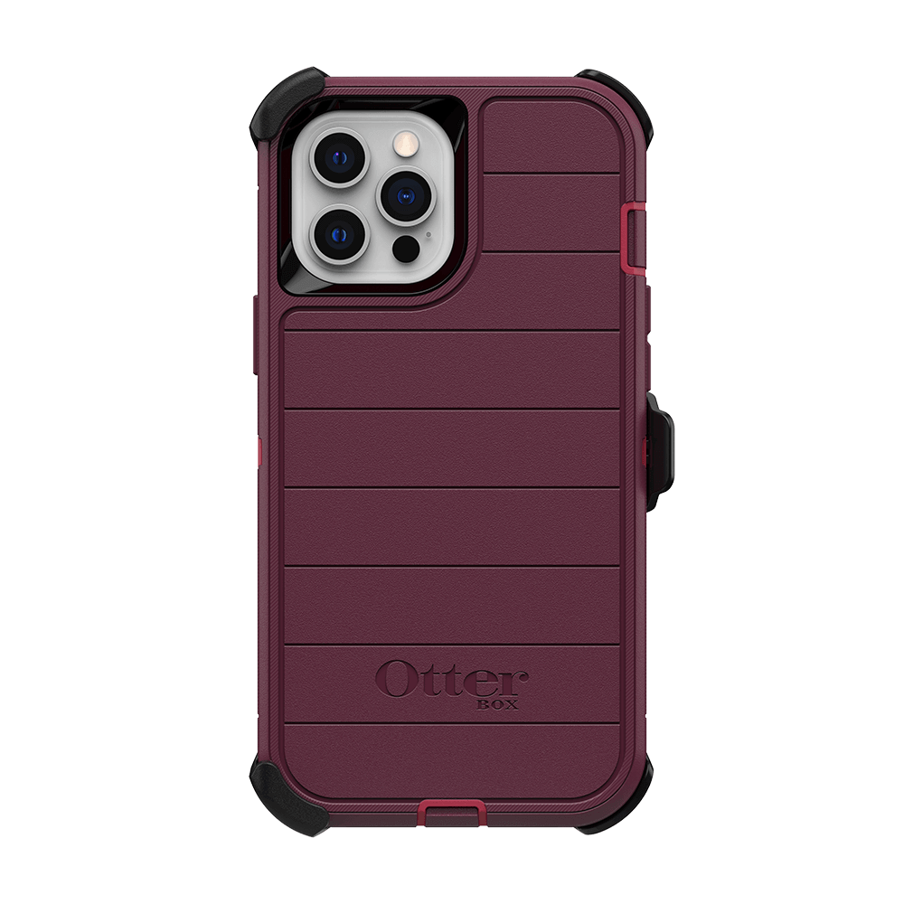Otterbox Defender Series Pro Case for iPhone 12 Pro Max - Berry Potion