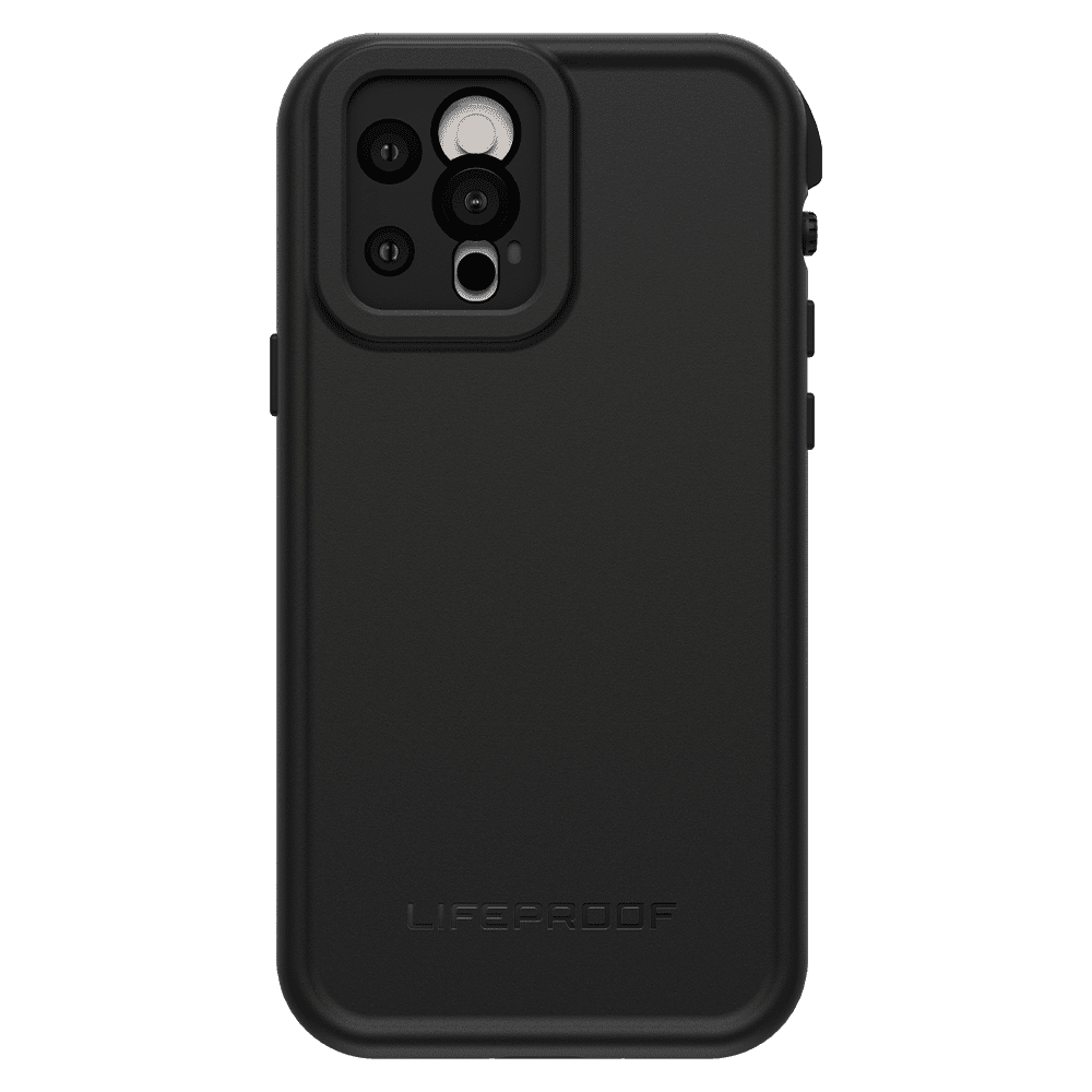 LifeProof FRE Case for Apple iPhone 12/12 Pro - Black