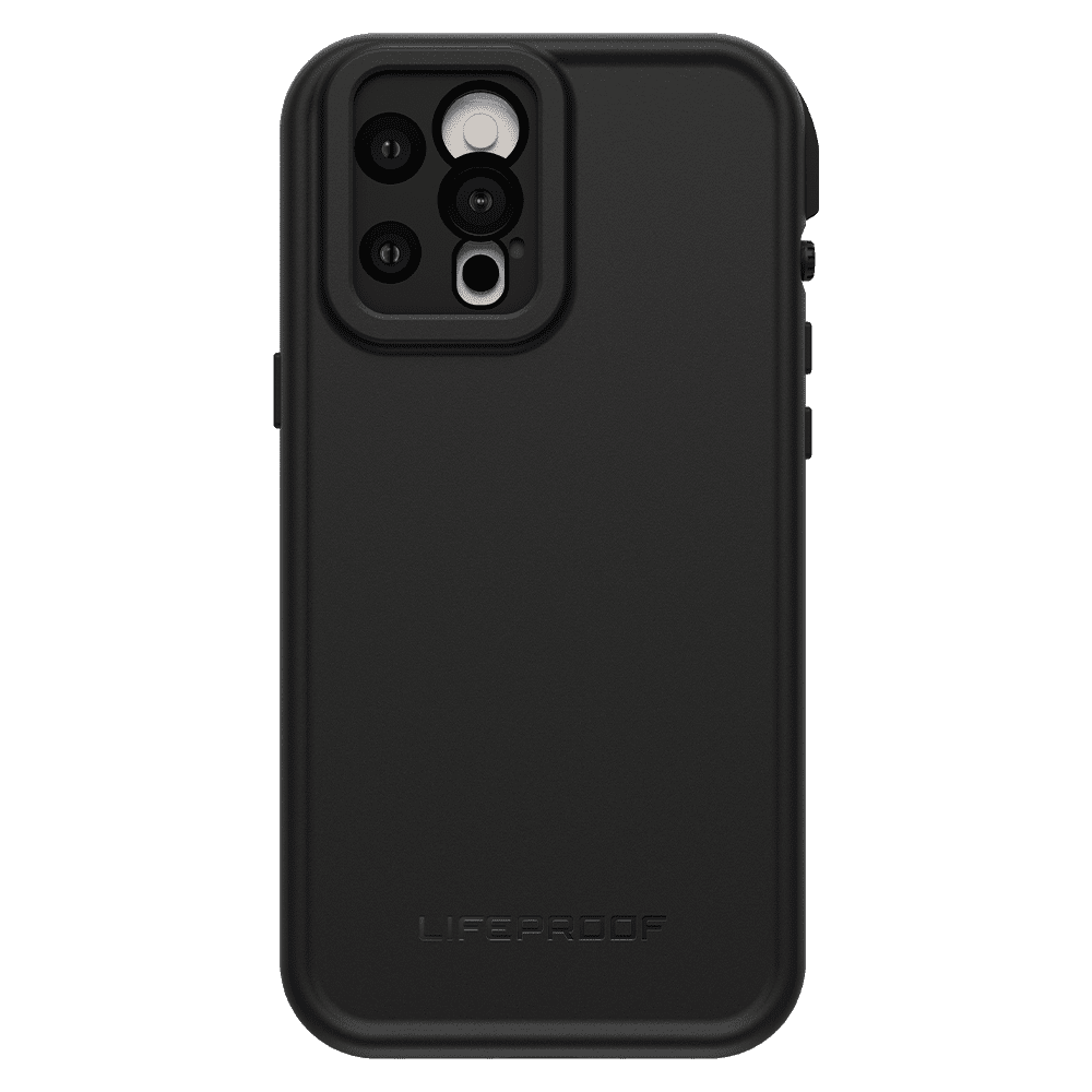 LifeProof FRE Case for iPhone 12 Pro Max - Black