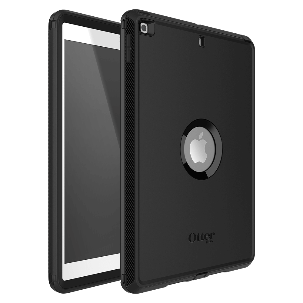 Otterbox Defender Series Case for Apple iPad 8/7th Gen - Black