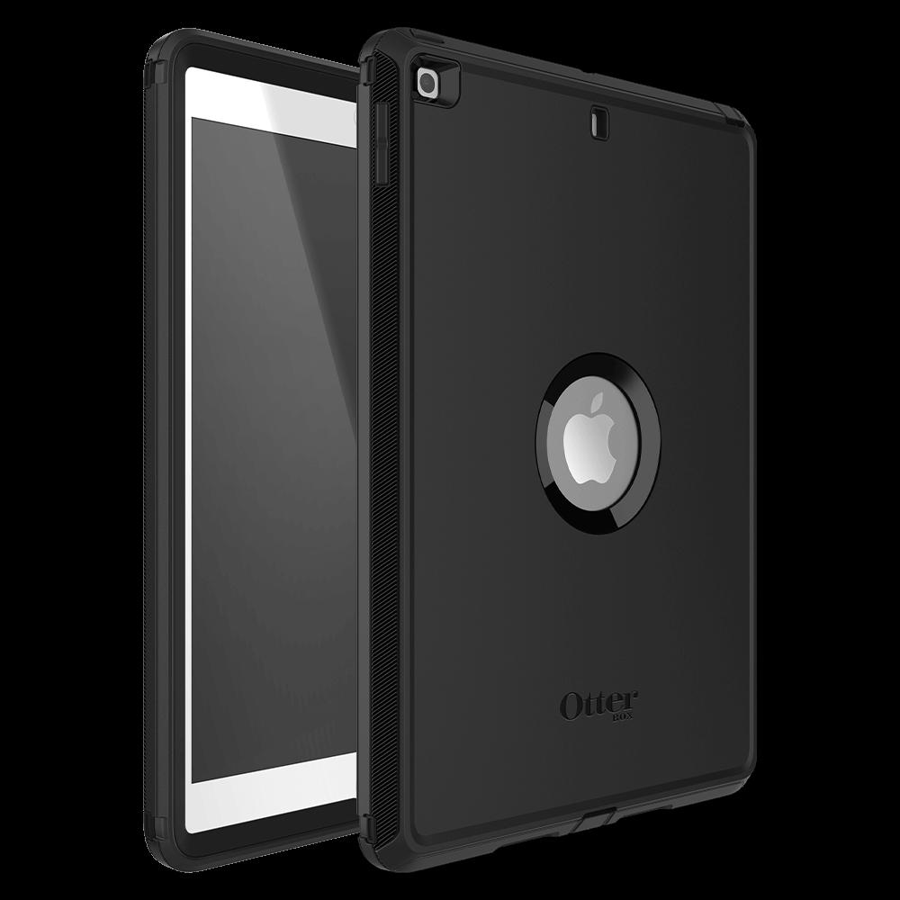Otterbox Defender Series Case for Apple iPad 8/7th Gen - Black