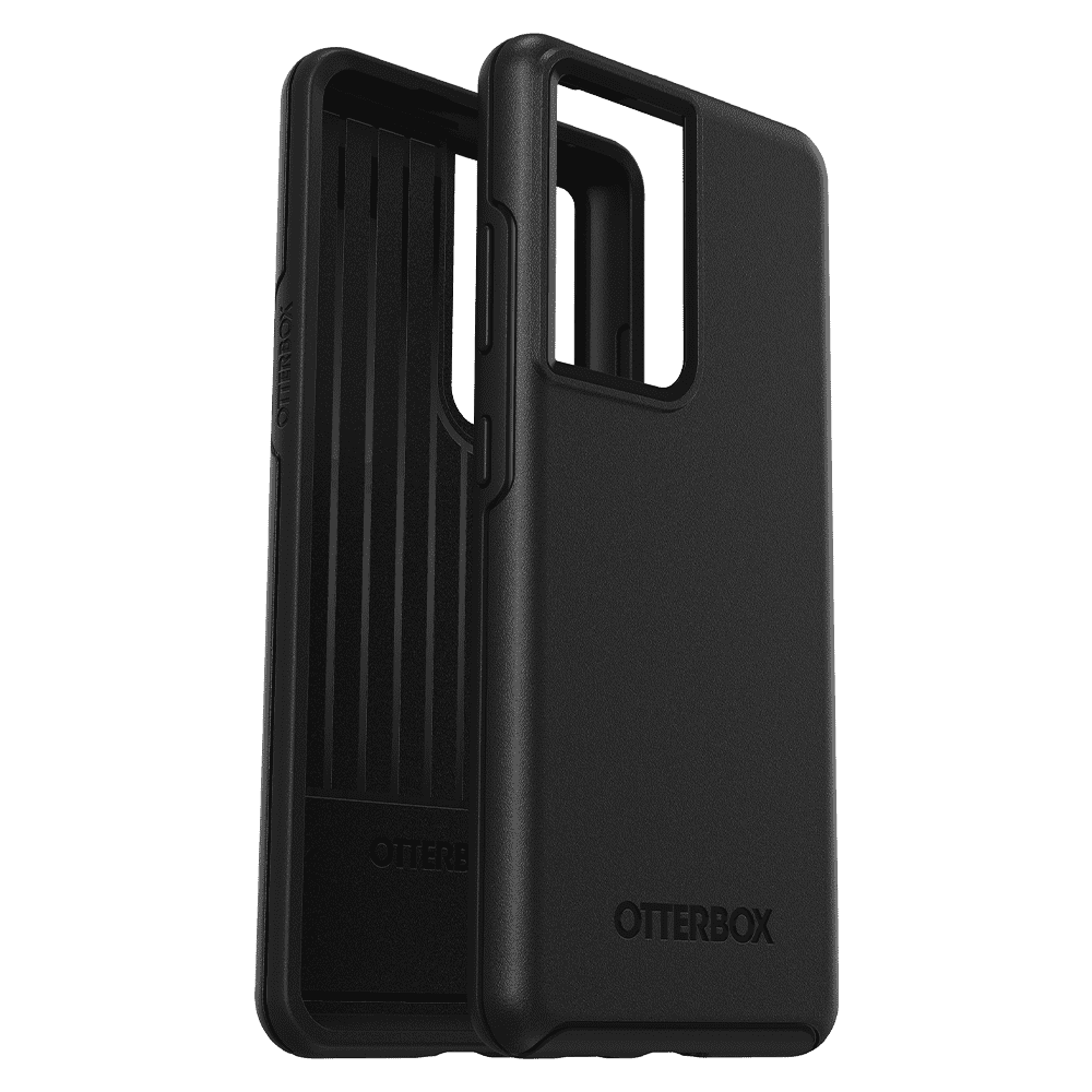 OtterBox Symmetry Series Case for Samsung Galaxy S21 Ultra 5G - Black