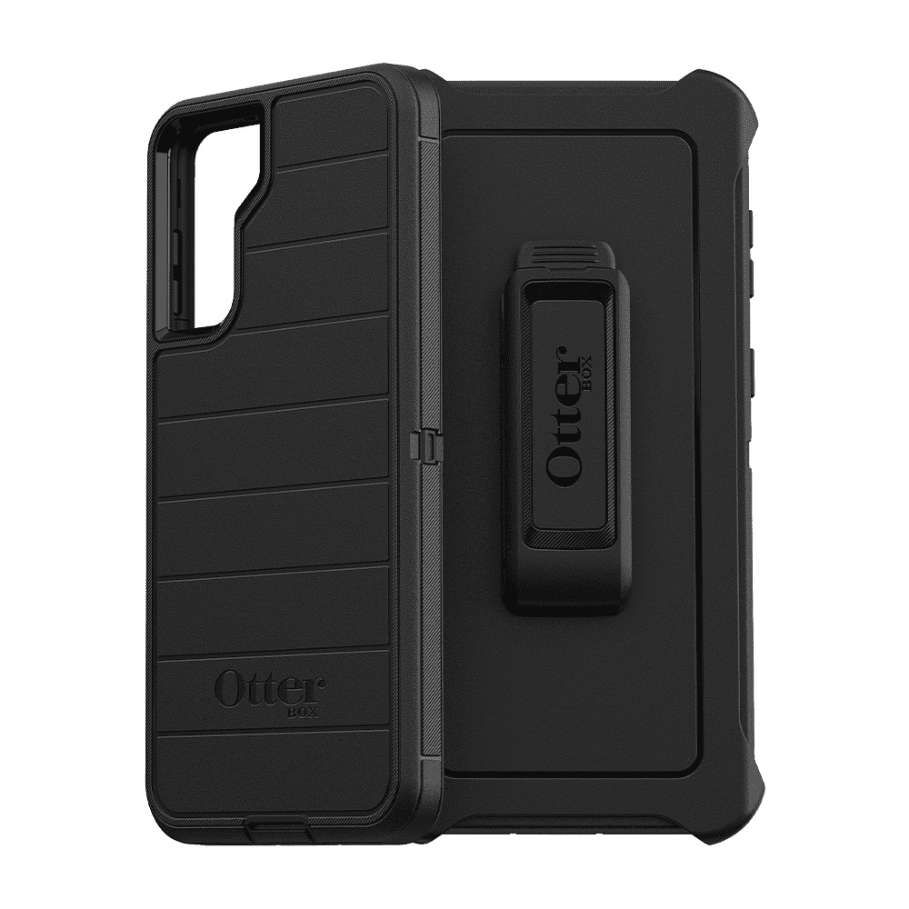 OtterBox Defender Series Pro Case for Samsung Galaxy S21 Plus 5G - Black