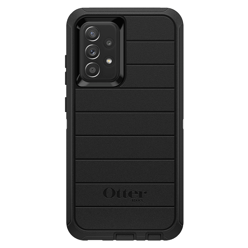 OtterBox Defender Series Pro Case for Samsung Galaxy A52 5G - Black