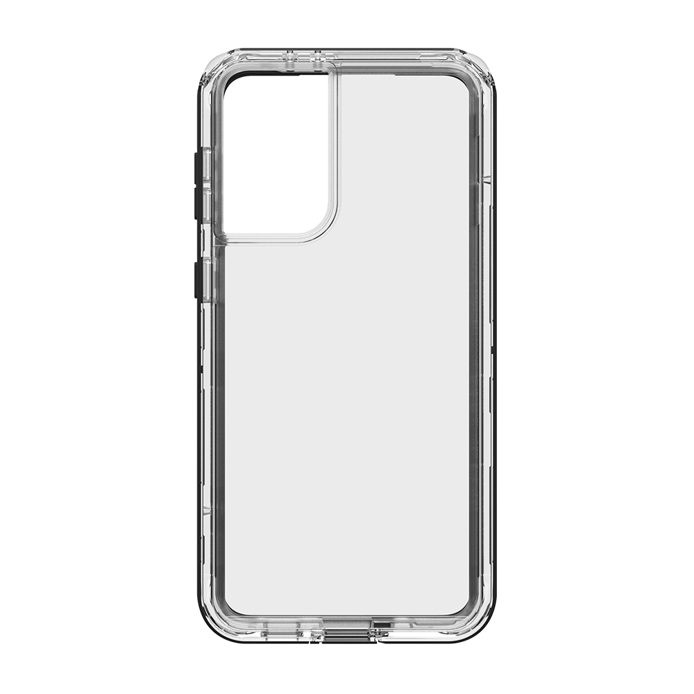 LifeProof NEXT Case for Samsung Galaxy S21 Plus 5G - Black/Crystal