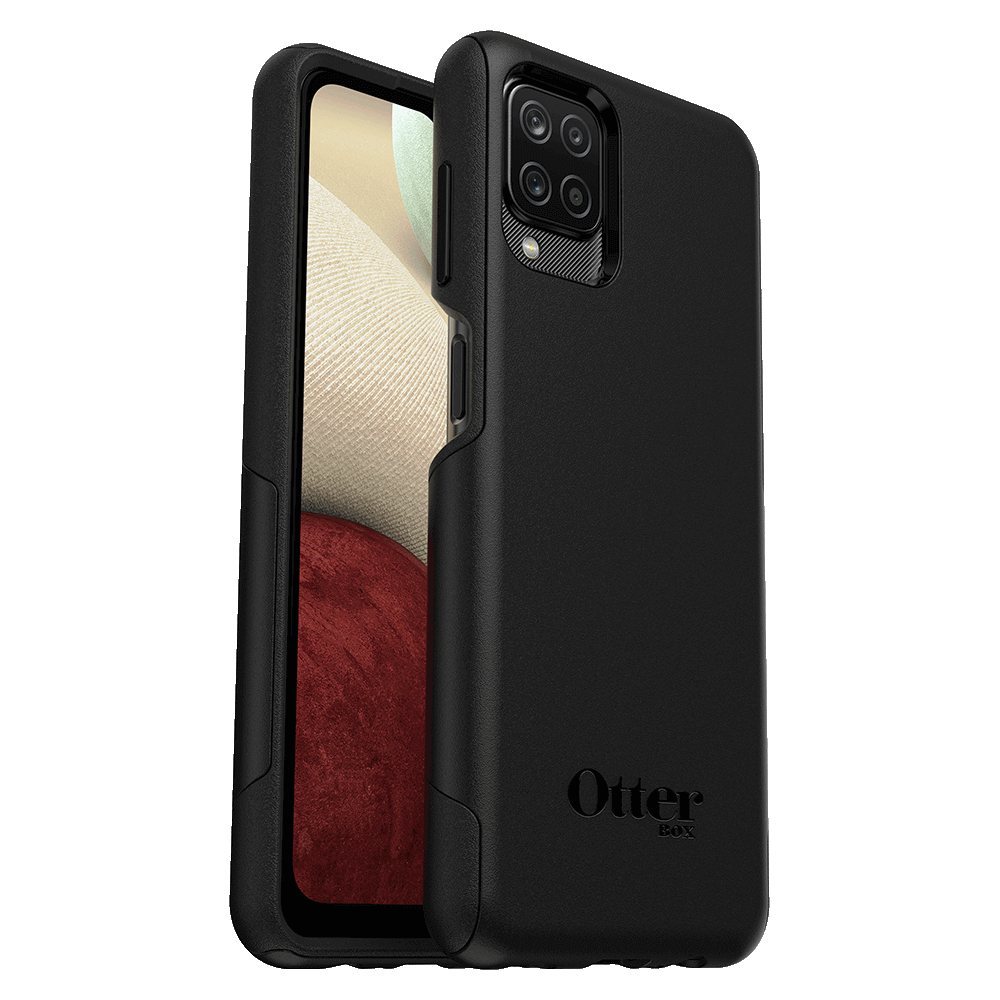 OtterBox Commuter Series Lite Case for Samsung Galaxy A12 - Black