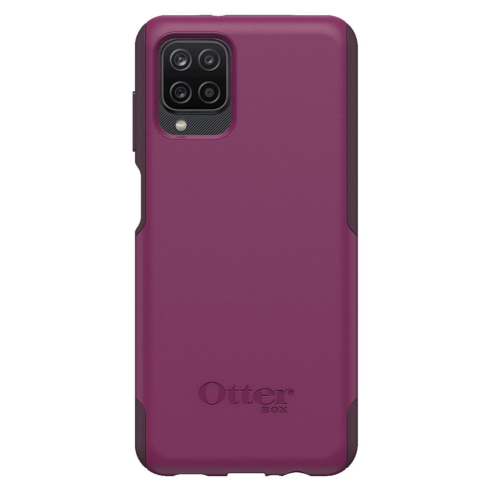 OtterBox Commuter Series Lite Case for Samsung Galaxy A12 - Violet Way