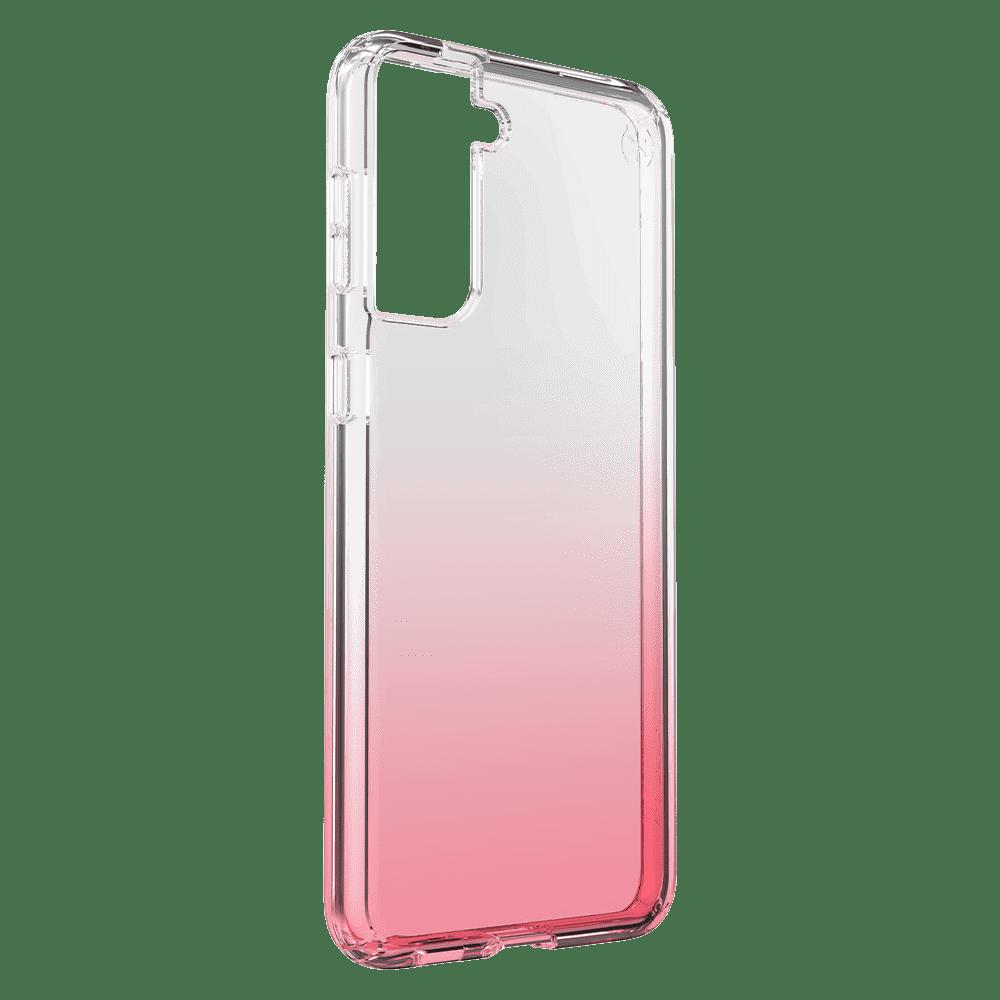 Speck Presidio Clear Ombre Case for Samsung Galaxy S21 Plus 5G - Ombre Rose