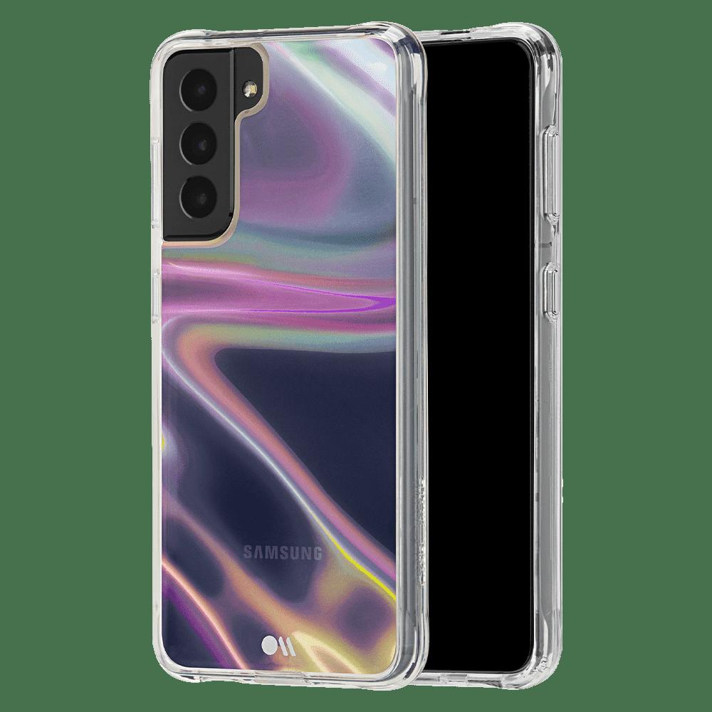 Case-Mate Soap Bubble Case for Samsung Galaxy S21 5G - Iridescent