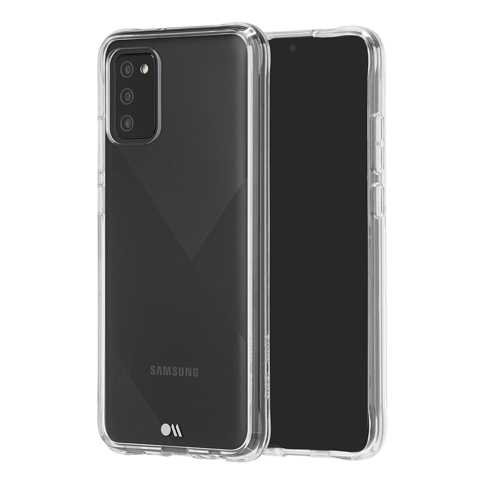 Case-Mate Tough Clear Case for Samsung Galaxy A02s - Clear