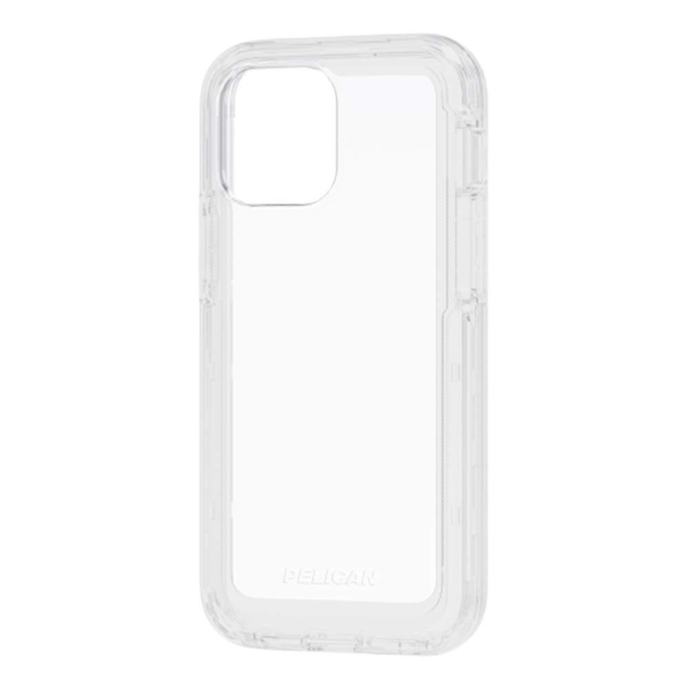 Pelican Voyager Case for Apple iPhone 13 Pro Max/12 Pro Max - Clear