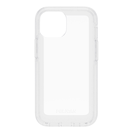 Pelican Voyager Case for Apple iPhone 13 - Clear