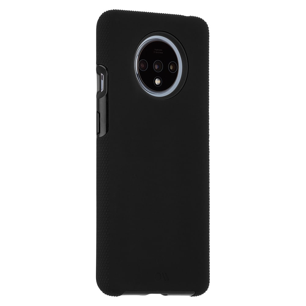Case-Mate Tough Grip Case for OnePlus 7T - Black