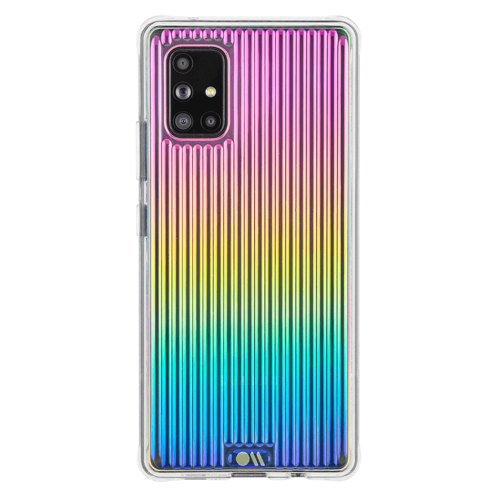 Case-Mate Tough Groove Case for Samsung A71 - Multicolor