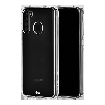 Case-Mate Tough Clear Case for Samsung Galaxy A21 - Clear