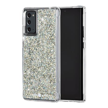 Case-Mate Twinkle Case for Samsung Galaxy Note20 5G - Twinkle