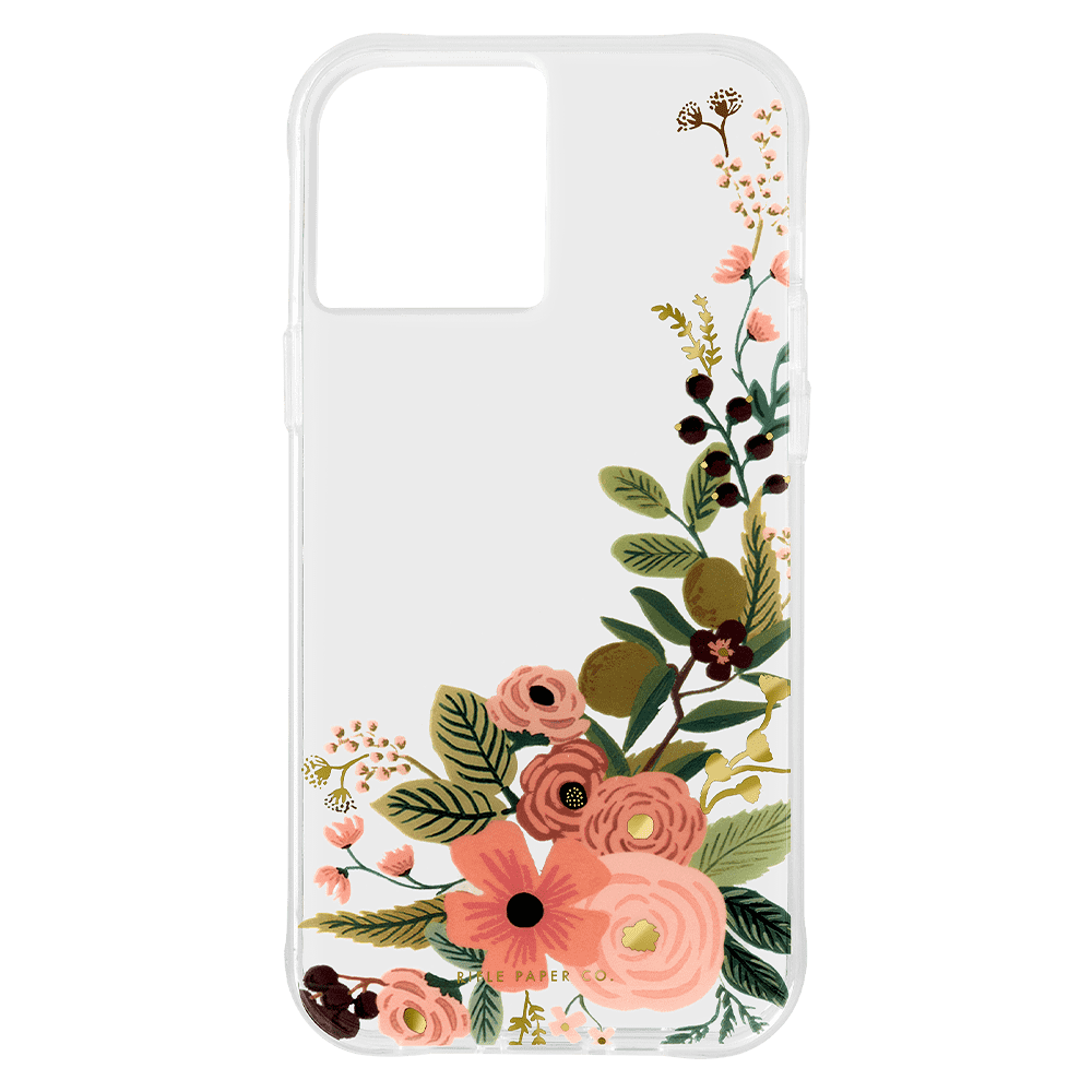 Case-Mate Rifle Paper Case for Apple iPhone 12 Pro Max - Vines