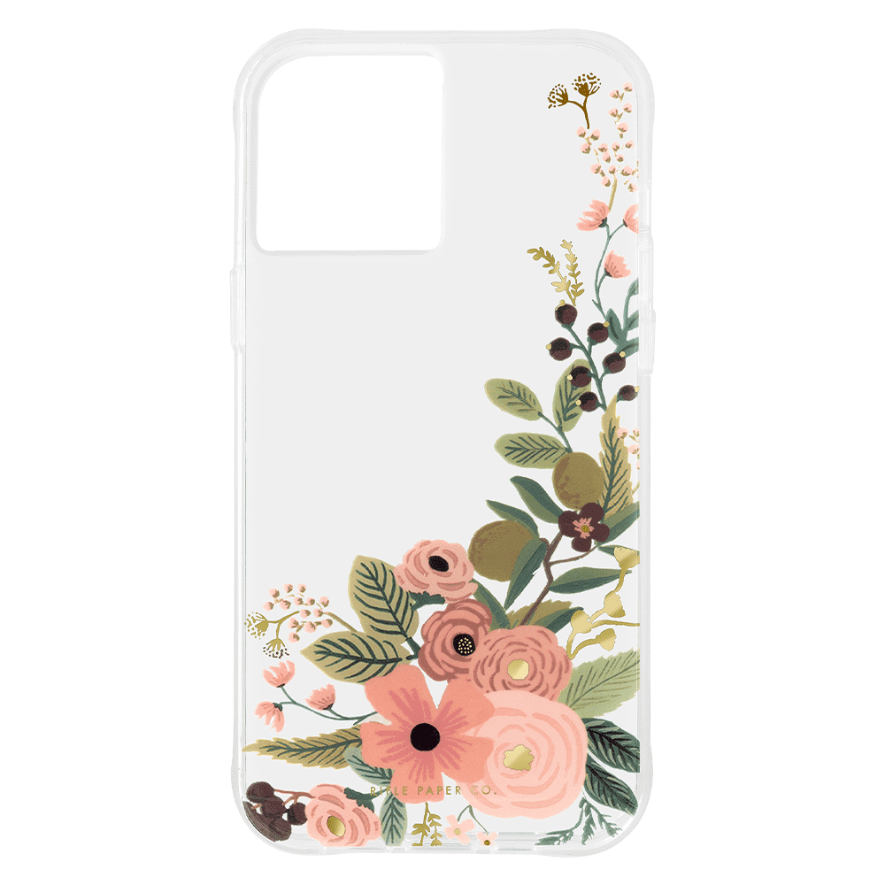 Case-Mate Rifle Paper Case for Apple iPhone 12/12 Pro - Vines