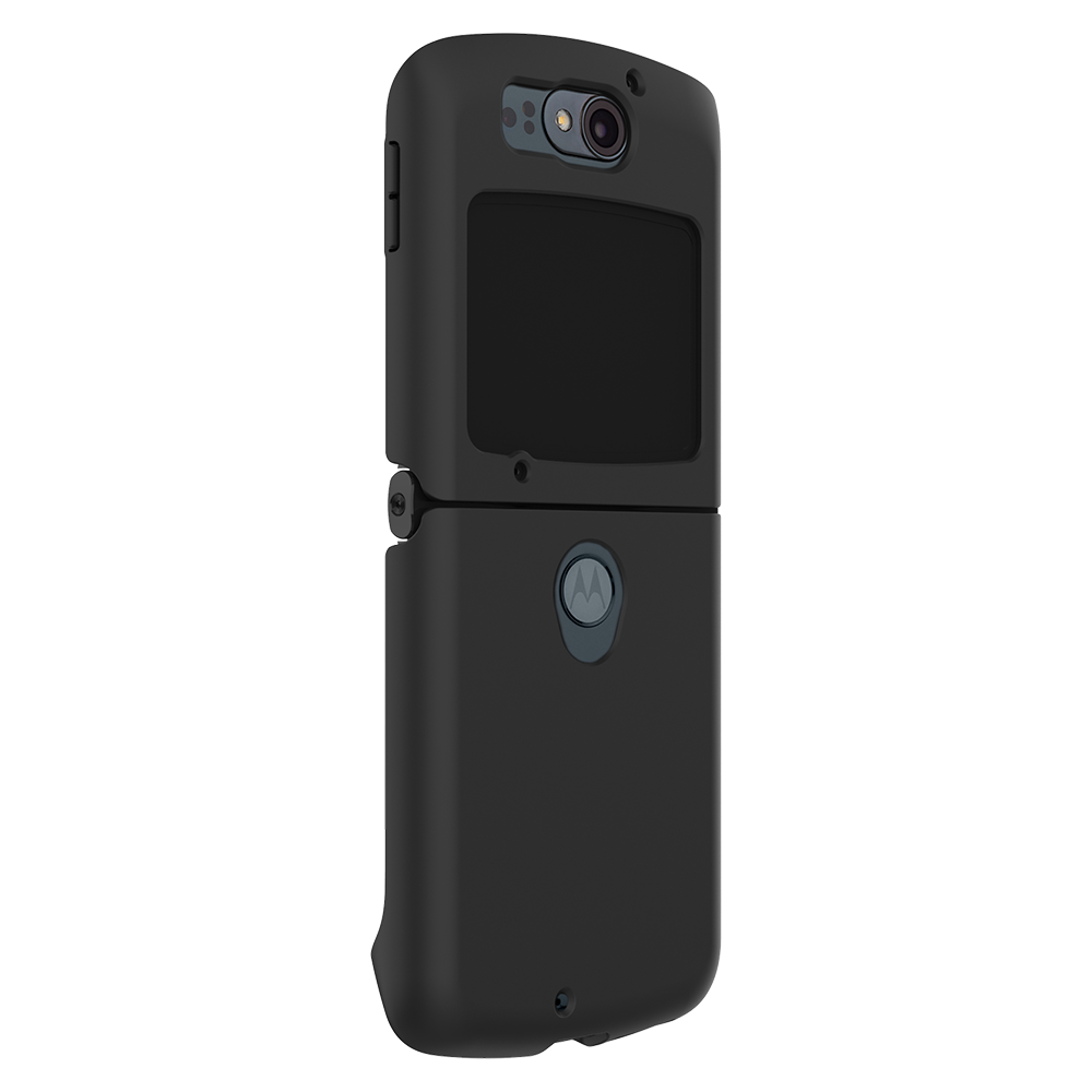 Case-Mate Tough Case for Motorola razr 5G - Black