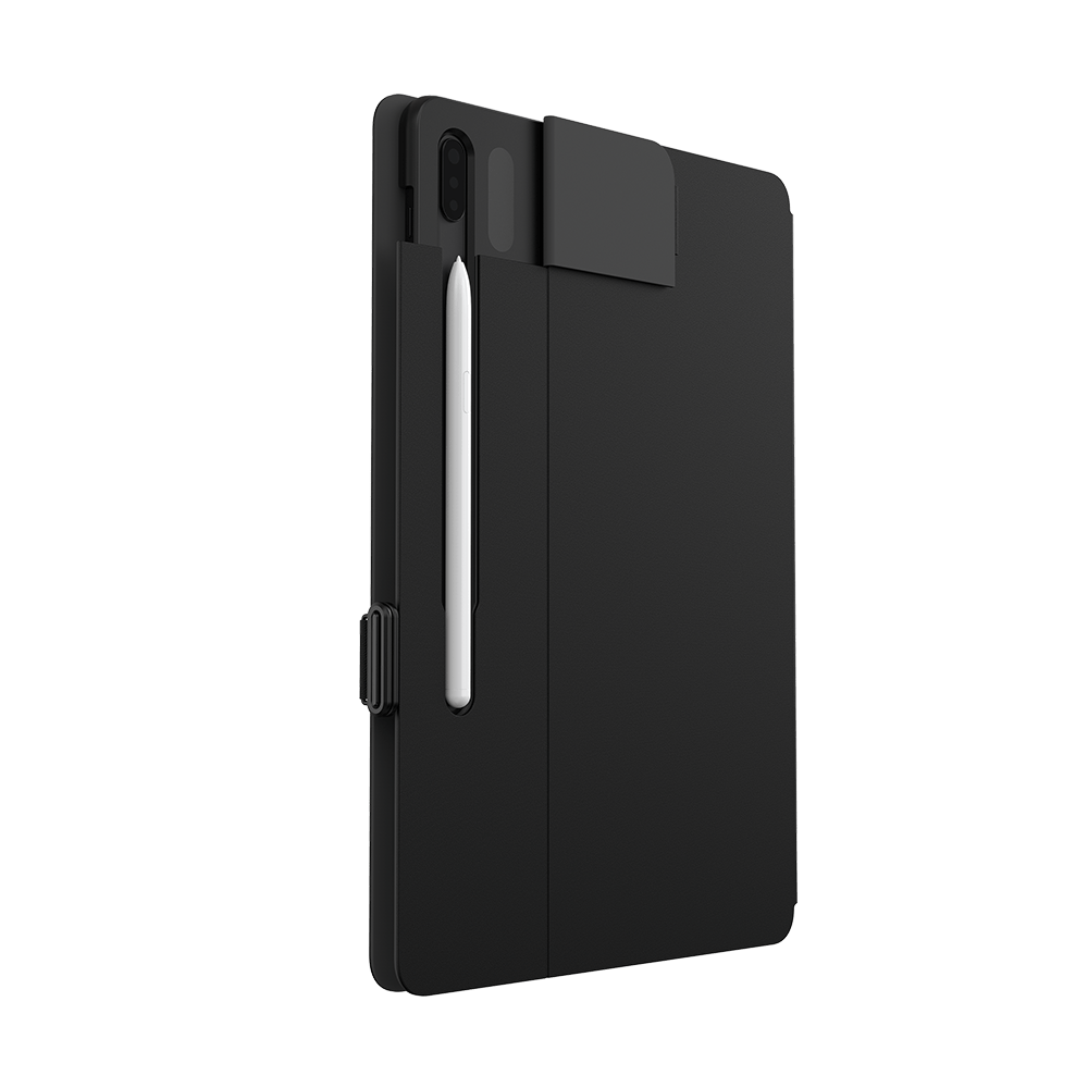 Speck Balance Folio Case for Samsung Galaxy Tab S7 5G - Black