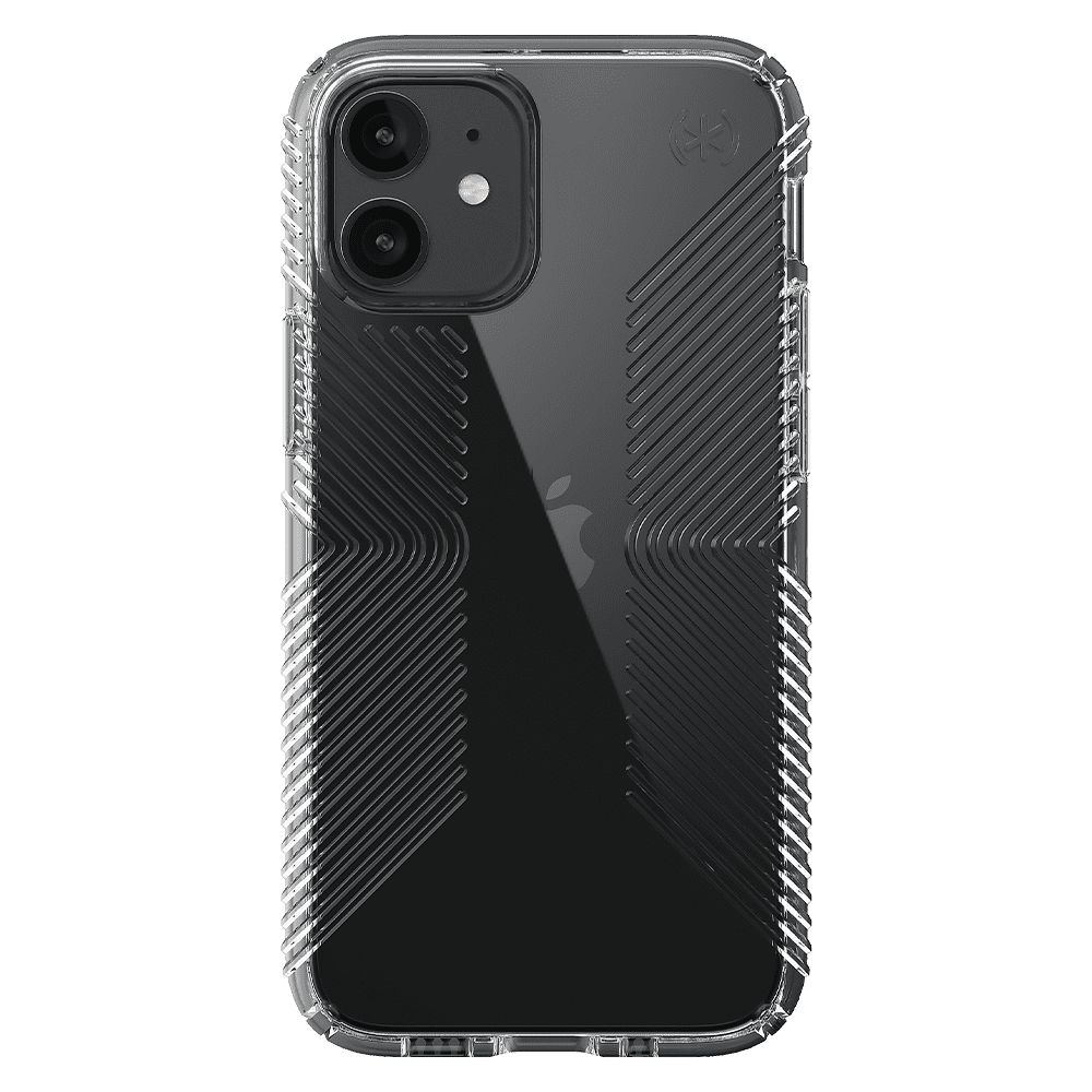 Speck Presidio2 Grip Case for Apple iPhone 12 mini - Clear