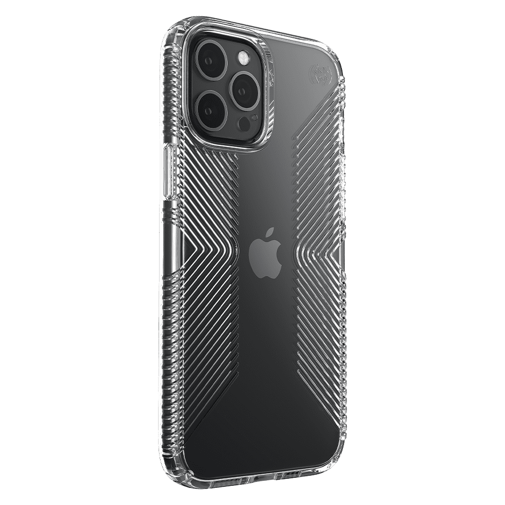 Speck Presidio2 Grip Case for Apple iPhone 12 Pro Max - Clear