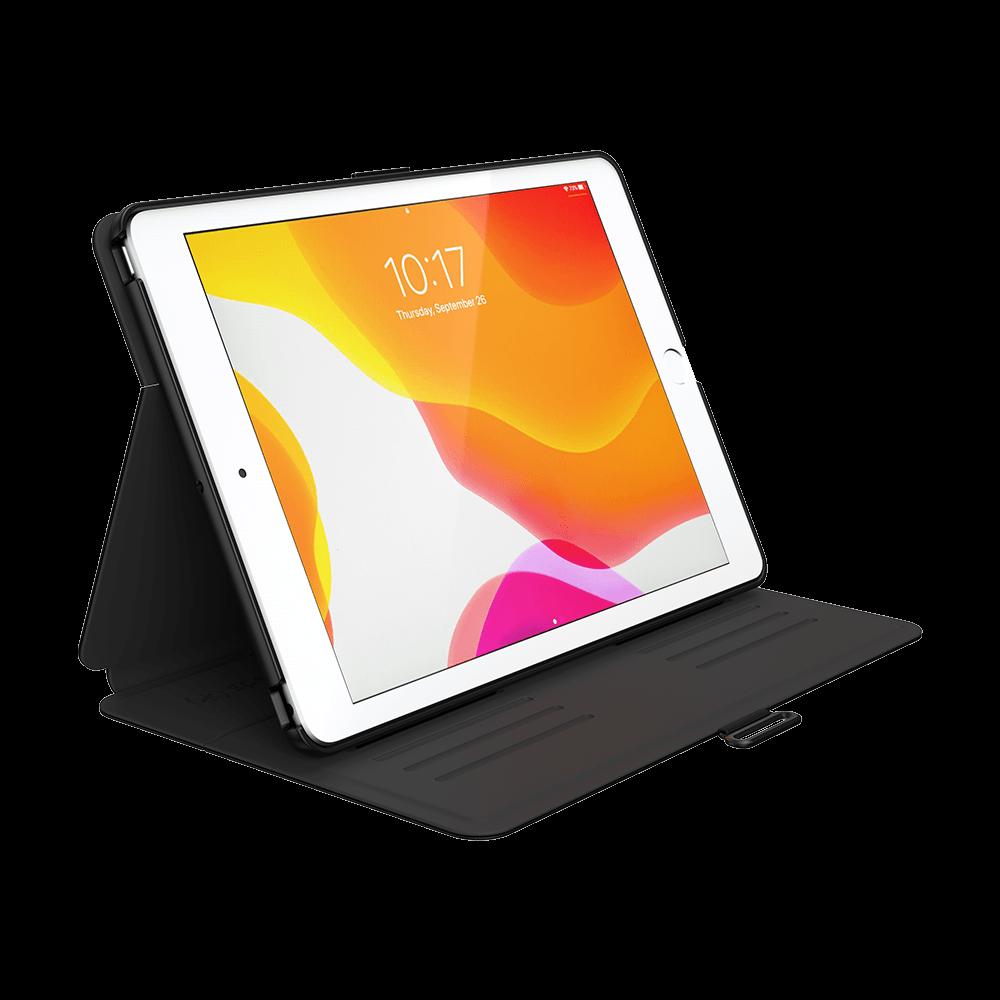 Speck Balance Folio Case for Apple iPad 8/7th Gen - Black