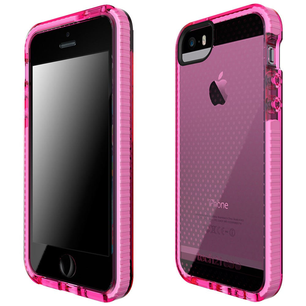more photos 397ec 68555 iPhone SE Tech21 Evo Mesh Case