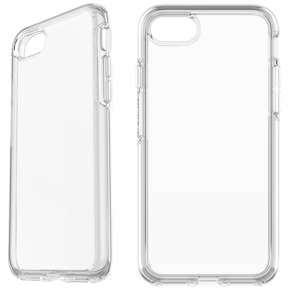 Apple iPhone 7/8 OtterBox Symmetry Series Case - Clear