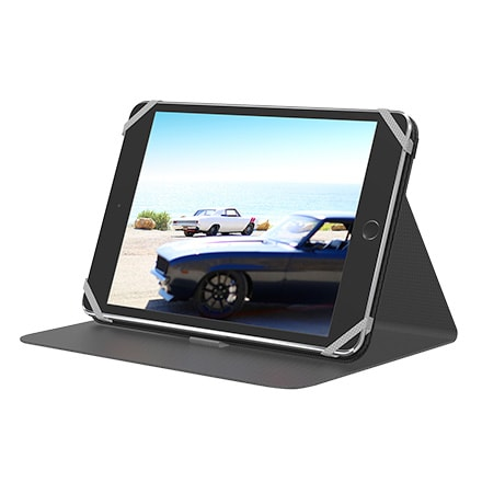 PureGear 7/8 Inch Tablet Universal Multi-View Folio