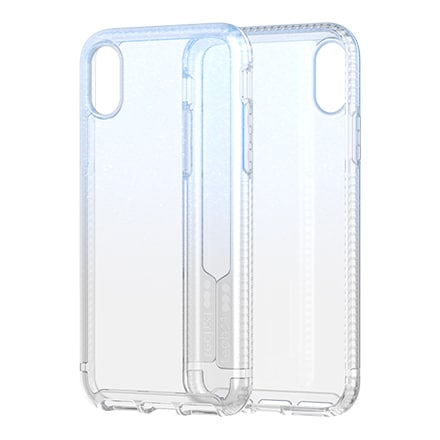 Tech21 Pure Shimmer Case for iPhone X/XS