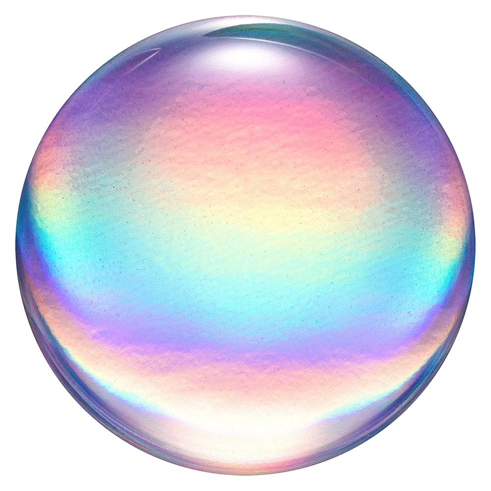 PopSockets PopGrip - Rainbow Orb Gloss