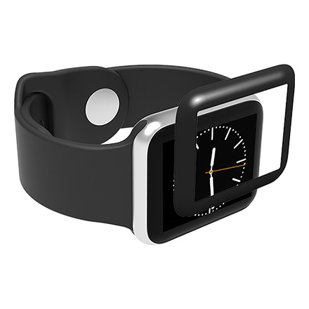 Apple Watch Series 4 Glass Screen Protector 40mm