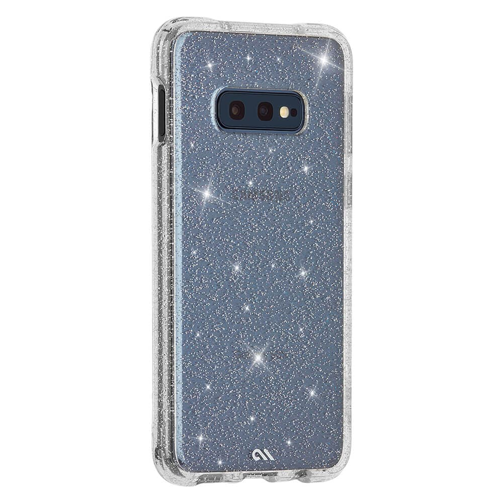 Case-Mate  Sheer Crystal Case for Samsung Galaxy S10e - Clear