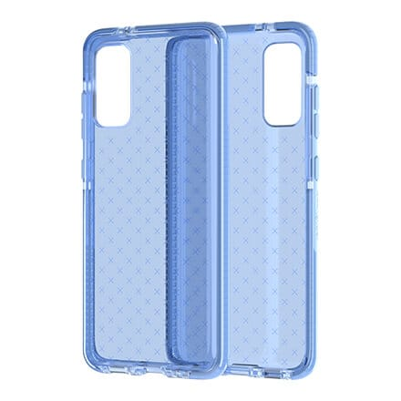 Tech21 Evo Check Case for Samsung Galaxy S20 - Blue