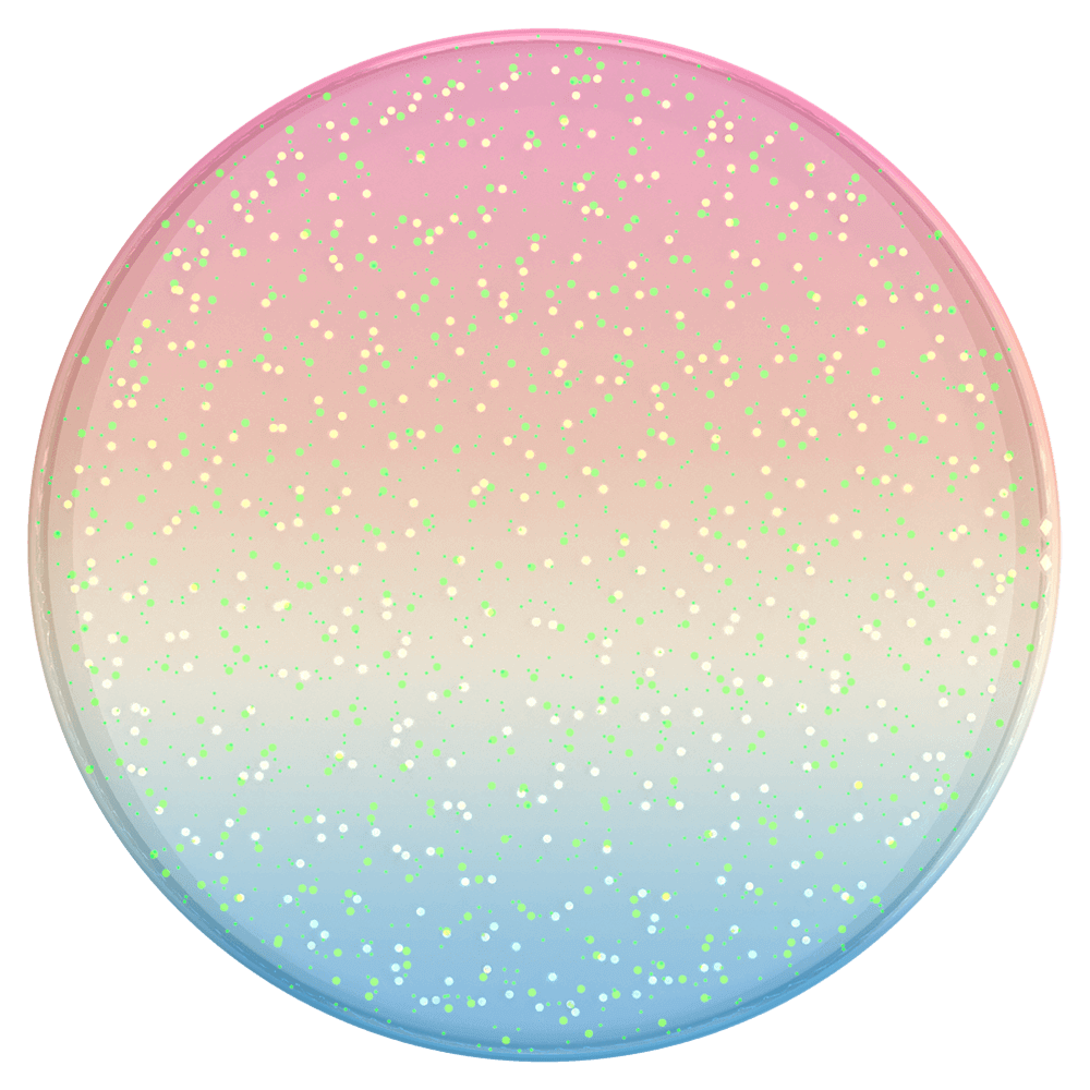 PopSockets PopGrip - Glitter Pastel Morning