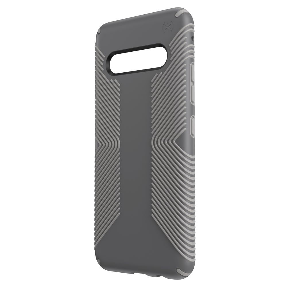 Speck Presidio Grip for LG V60 ThinQ 5G - Graphite Grey